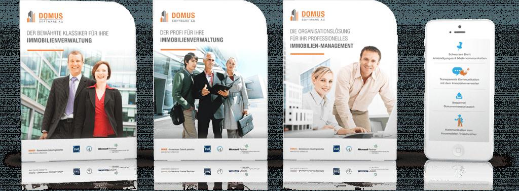 DOMUS Produkte Übersicht