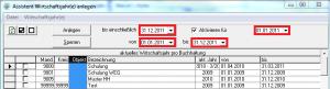 Screenshot Assistent Wirtschaftsjahre anlegen