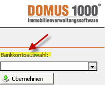 DOMUS_1000_Bankkonto