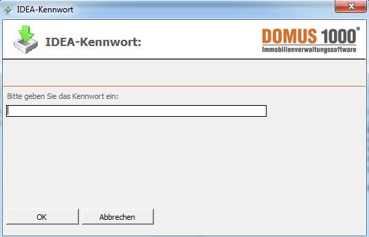 DOMUS_1000_Kennwort