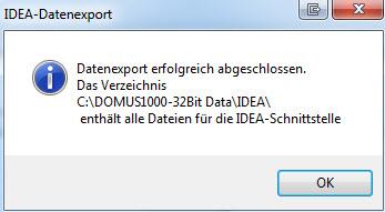 DOMUS_1000_Meldung