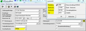 DOMUS_4000_VG Lastschrift