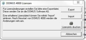 Domus_4000_Lizenzen